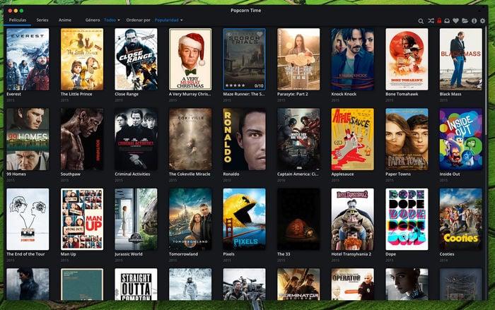 Popcorn Time Community Edition: el regreso de esta app para ver películas y series de TV online