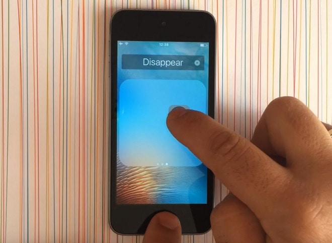 Cómo hacer desaparecer las aplicaciones por defecto del iPhone o el iPad en iOS 9