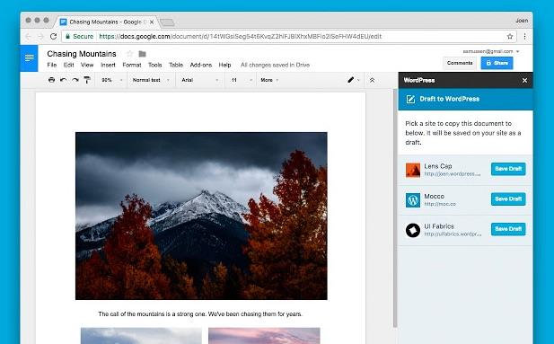 ¿Y si solo quieres editar texto en WordPress y subir tu entrada comodamente?