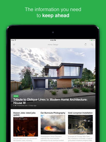 Feedly (gratis)