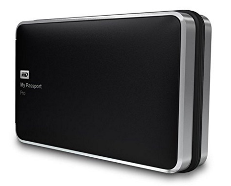 Western Digital My Passport Pro - Disco duro de 4 TB