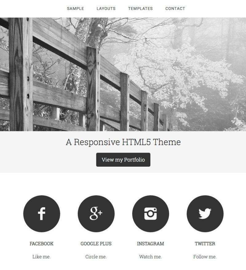 Minimum Pro Theme Genesis WordPress