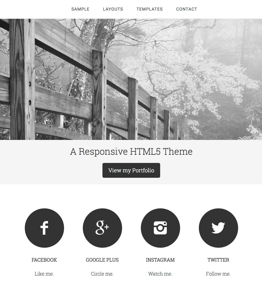 Minimum Pro Theme Genesis WordPress