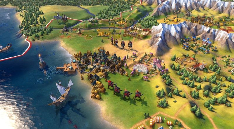 Civilization VI se acerca: disponible el 21 de Octubre de 2016