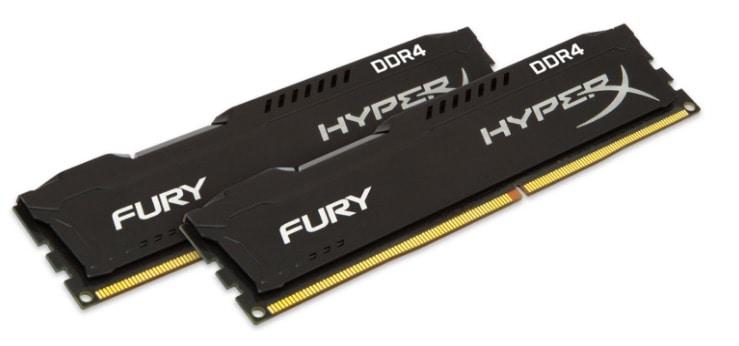 HyperX FURY – Kit de memoria RAM de 32 GB rebajado de precio