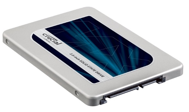 Crucial MX300 - Disco duro sólido (750 GB, Serial ATA III, 2.5'', 530 MB/s)