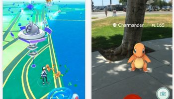 Los peligros de jugar a Pokemon Go