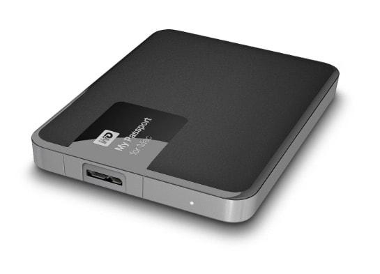 WD My Passport for Mac, un disco duro externo portátil de 3 TB