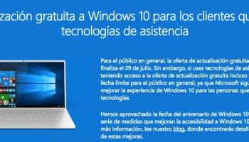Cómo conseguir Windows 10 completamente gratis