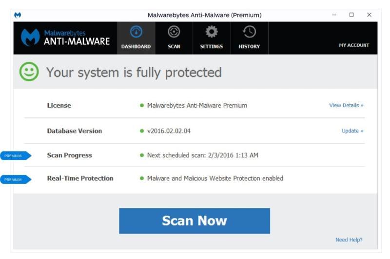 Malwarebytes Anti-Malware o como eliminar de forma gratuita el malware de tu ordenador