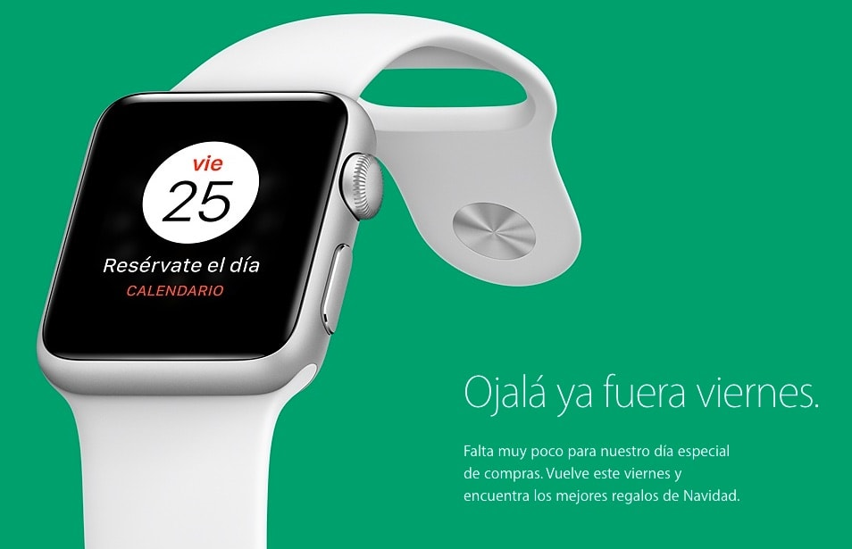Apple se suma al Black Friday 2016