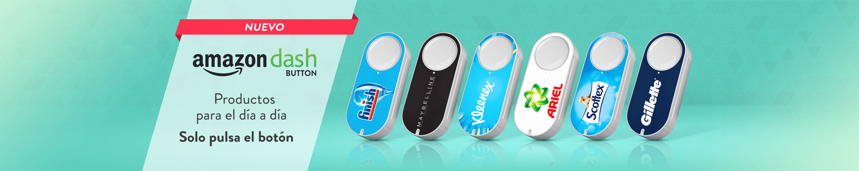 Amazon Dash Button es un dispositivo con conectividad wifi que te permite pedir tu producto favorito con tan solo pulsar un botón.