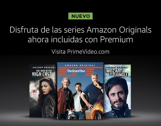 Prime Video amazon españa
