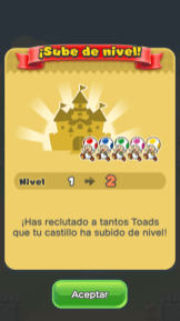 Modo carreras Super Mario Run