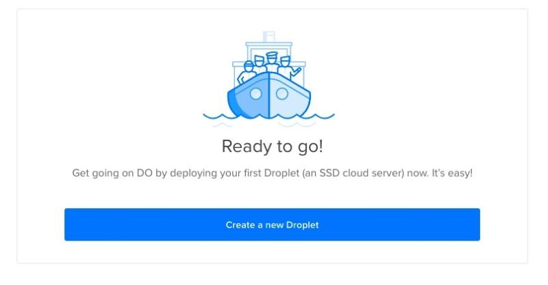 DigitalOcean servidor WEB hosting web