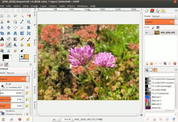Las 3 mejores alternativas gratuitas a Photoshop en 2018