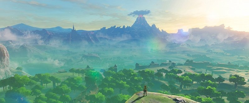 Descubre todos los secretos de The Legend of Zelda: Breath of the Wild en este mapa interactivo