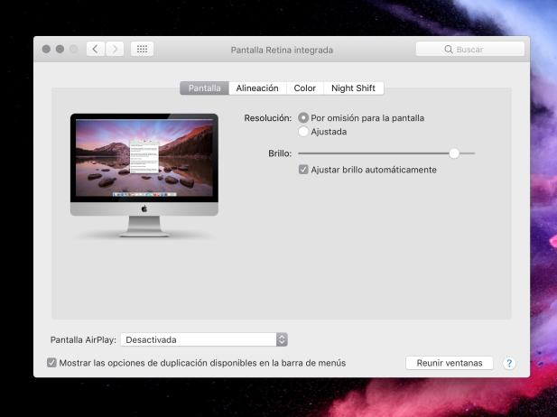 """Cómo cambiar la resolución de tu iMac de 27"""" 5K"""