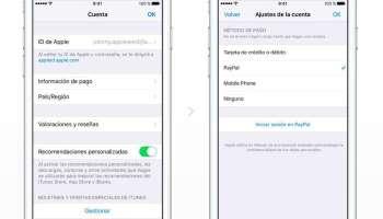 Ahora puedes usar PayPal para pagar en el App Store, Apple Music, iTunes, iBooks y iCloud