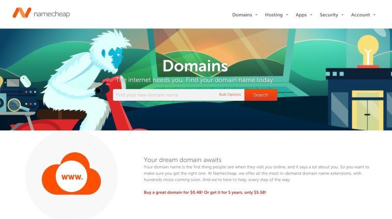 Donde comprar dominios baratos