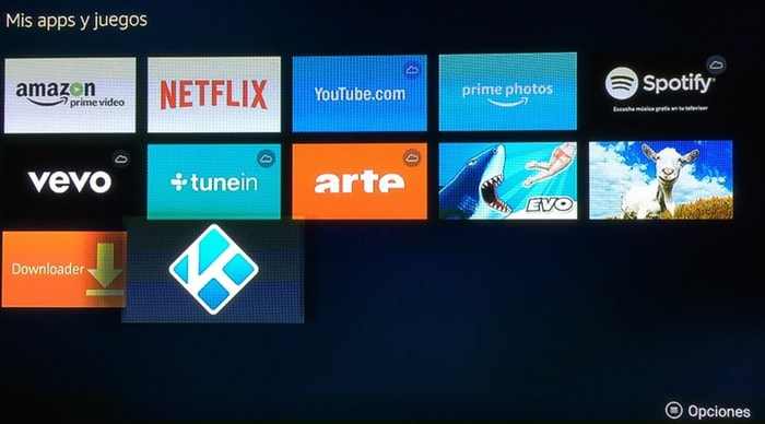 Instalar Kodi en el Fire TV Stick Basic Edition de Amazon