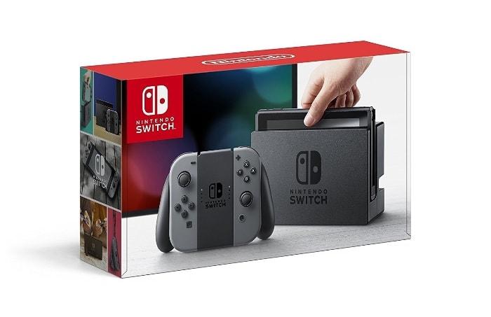 Nintendo Switch - Consola en oferta por menos de 300 euros