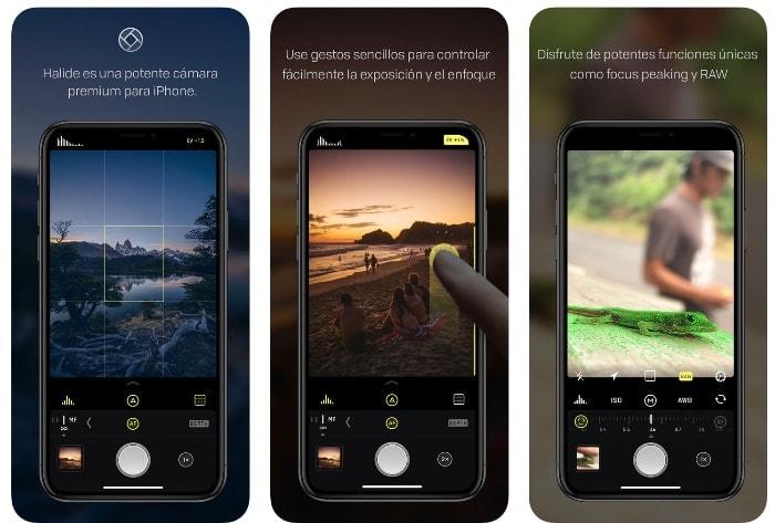 halide app iphone