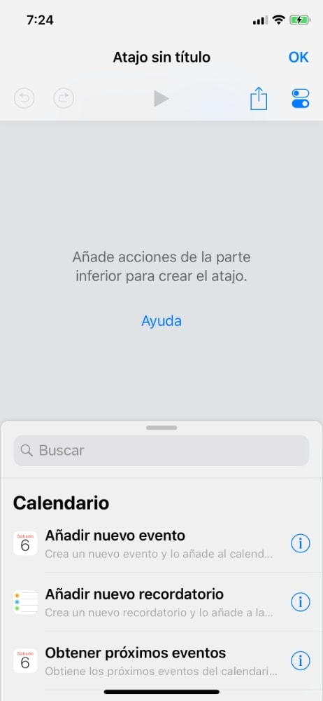 Atajos para Siri 2