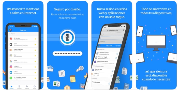 1password app ipad pro