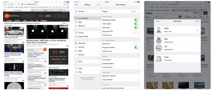 ipad pro icab mobile
