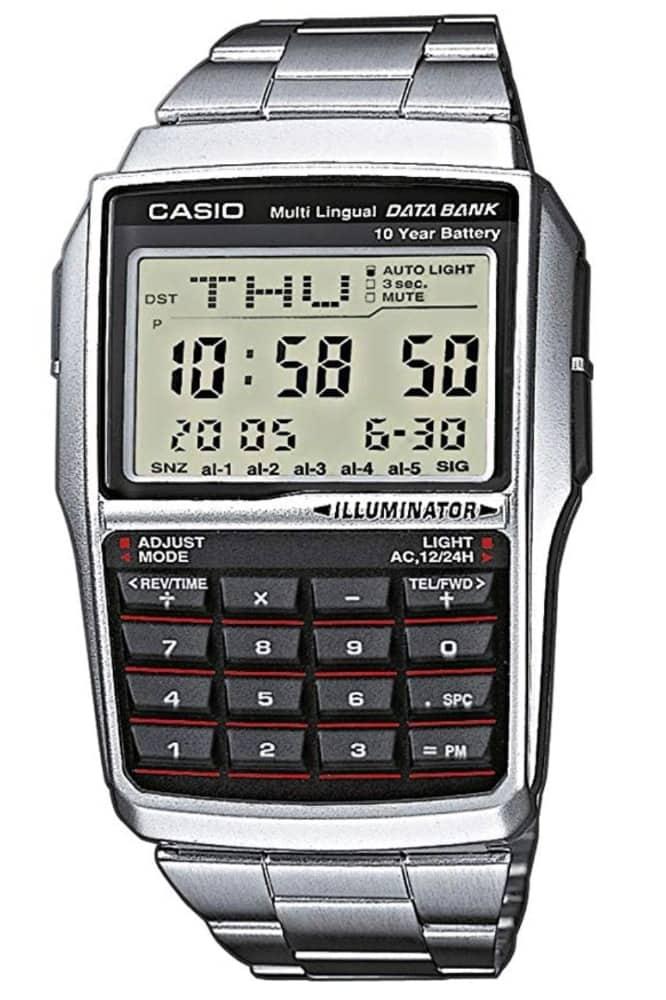 Casio EAW-DBC-32D-1A: reloj vintage con calculadora