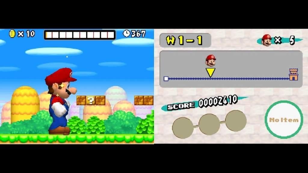 nds4droid - Emulador de la Nintendo DS