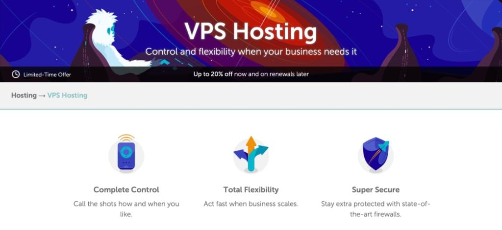 Mejores servidores VPS de 2019 por calidad precio (managed): Namecheap
