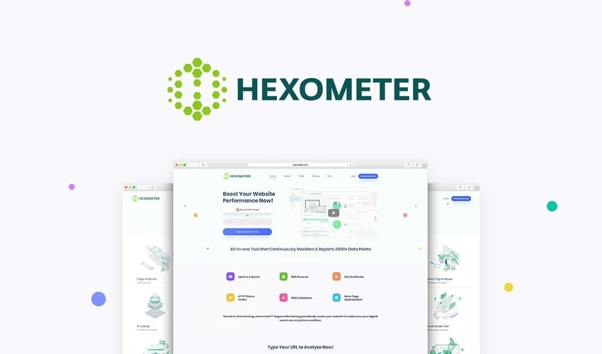 Hexometer