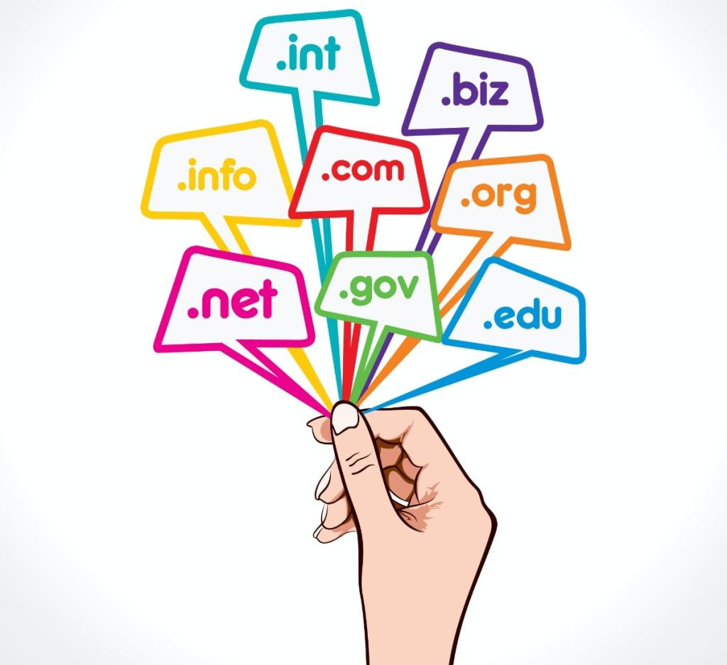 Qué tipo de dominio comprar para poner online tu web en internet