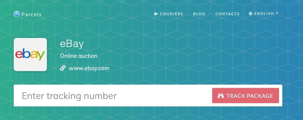 parcelsapp: seguimiento paquetes Ebay