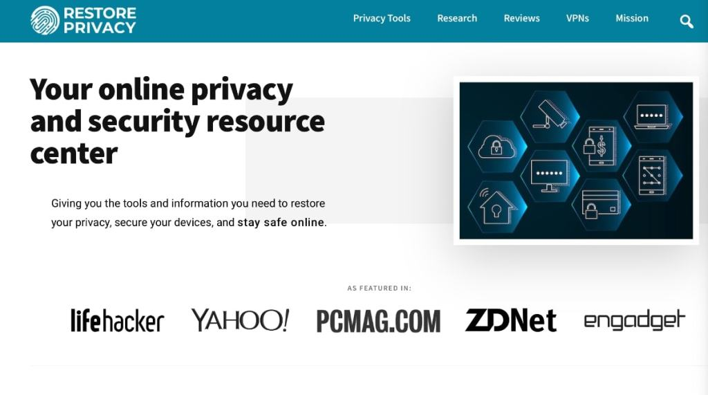 restoreprivacy