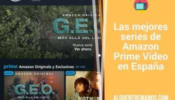 Las mejores series de Amazon Prime Video en España