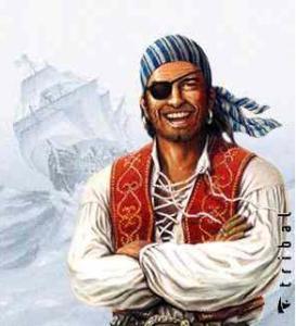 Cómo traducir diálogos de piratas