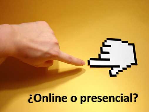 Masteres presenciales u online