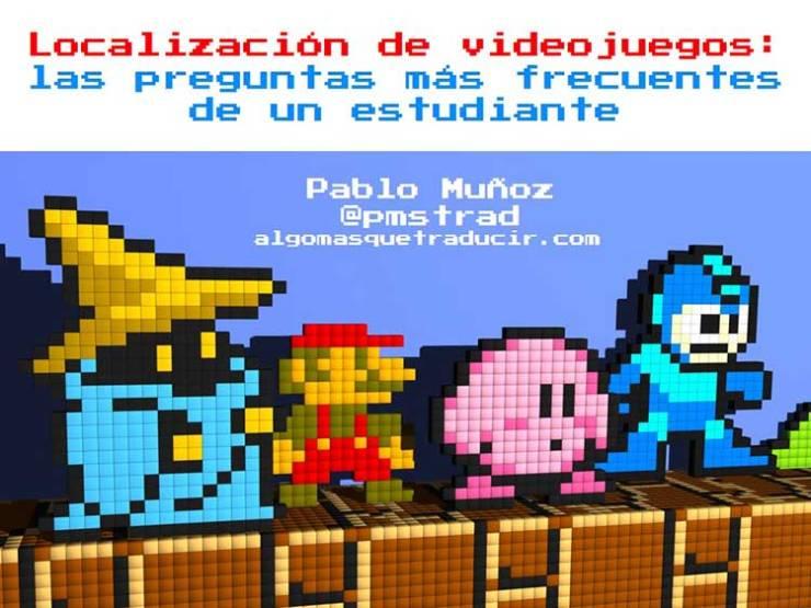 Localización de videojuegos en la Facultad de Traducción de Granada