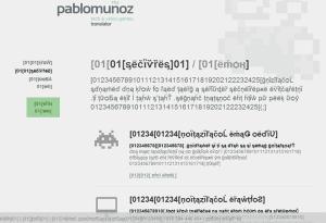 Pablo Muñoz Pseudolocalization