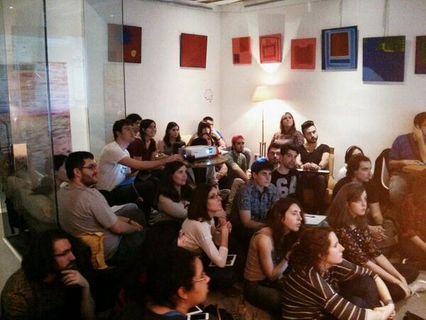 Madrid Workshop for LocJam with Pablo Muñoz