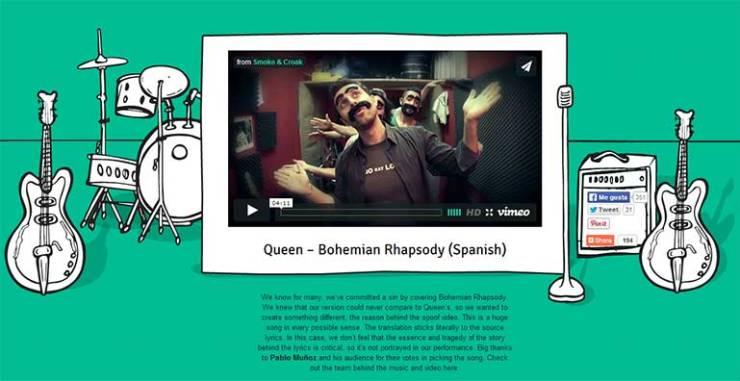 Bohemian Rhapsody en espanol