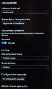 Localización Windows 10 Mobile