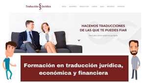 Formación en traducción jurídica, económica y financiera