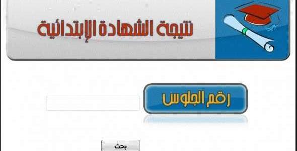 عاجلنتيجة الصف السادس الابتدائي محافظة الغربية الترم الثاني
