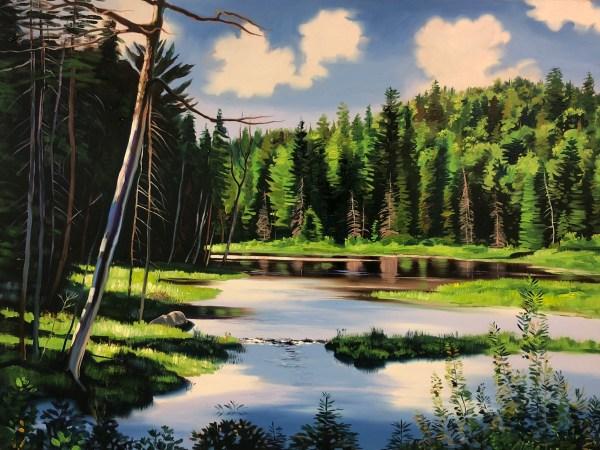 Algonquin Splendor Art Centre - Canadian