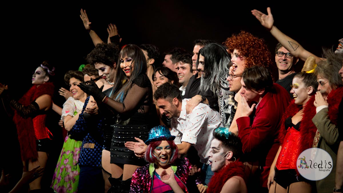 REESTRENO: THE ROCKY HORROR SHOW