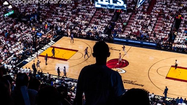 Partido NBA